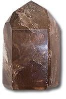 Quartz fumé - Cristal de lithothérapie