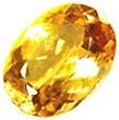 Topaze dorée (ou Topaze Impériale)