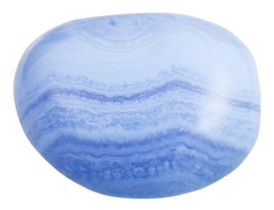 Calcédoine (Agate Bleue) - Lithothérapie en Ligne