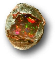 Opale d'Ethiopie