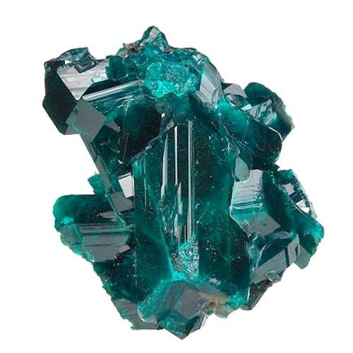 Dioptase - Cristal Naturel