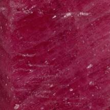 Rhodochrosite à Rubis