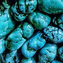 Topazes à Turquoise