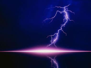 """De son nom grec """"élektron"""", l'ambre jaune est à l'origine du mot 'électricité'"""