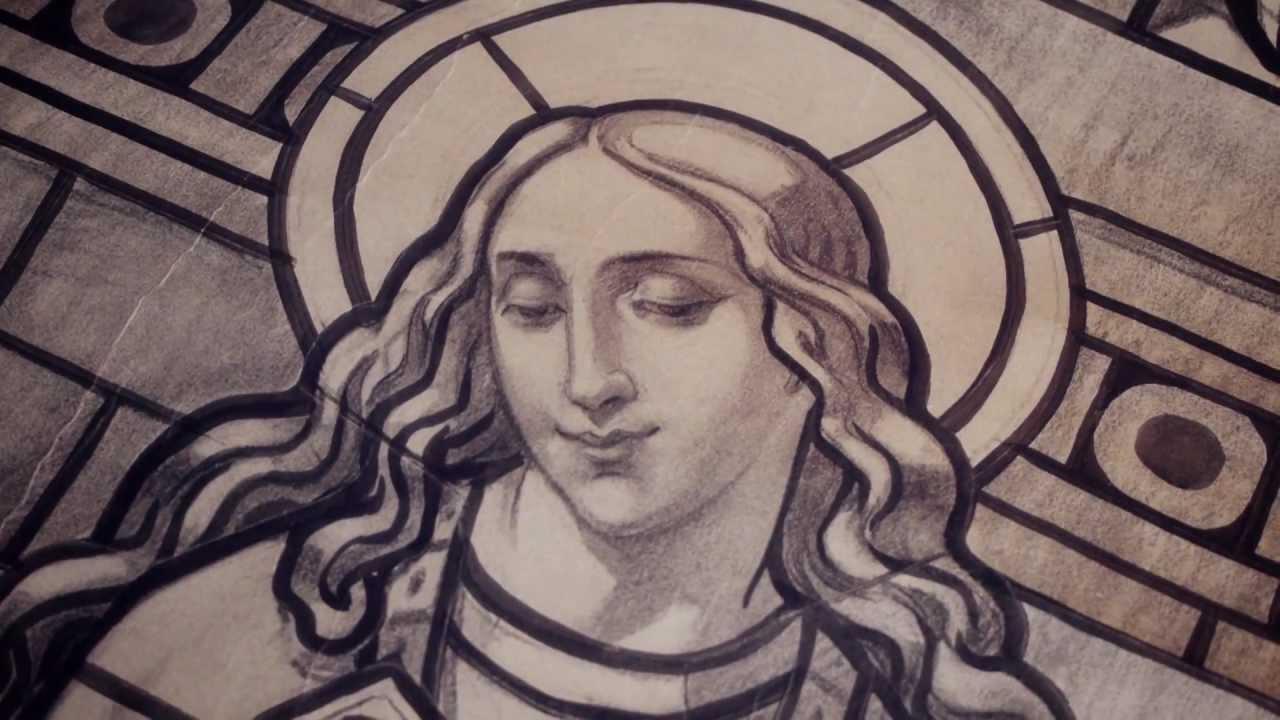 Au Moyen-Âge, l'hématite en poudre entre fréquemment dans la composition d'une peinture particulière : la grisaille