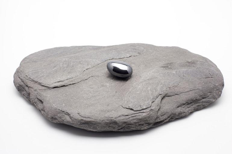 Hématite noire - Pierre de Lithothérapie