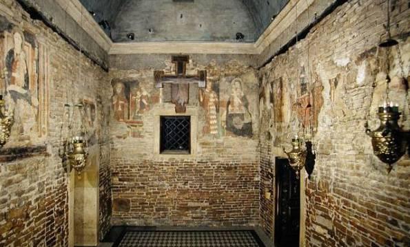 Santa Casa de Loreto en Italie