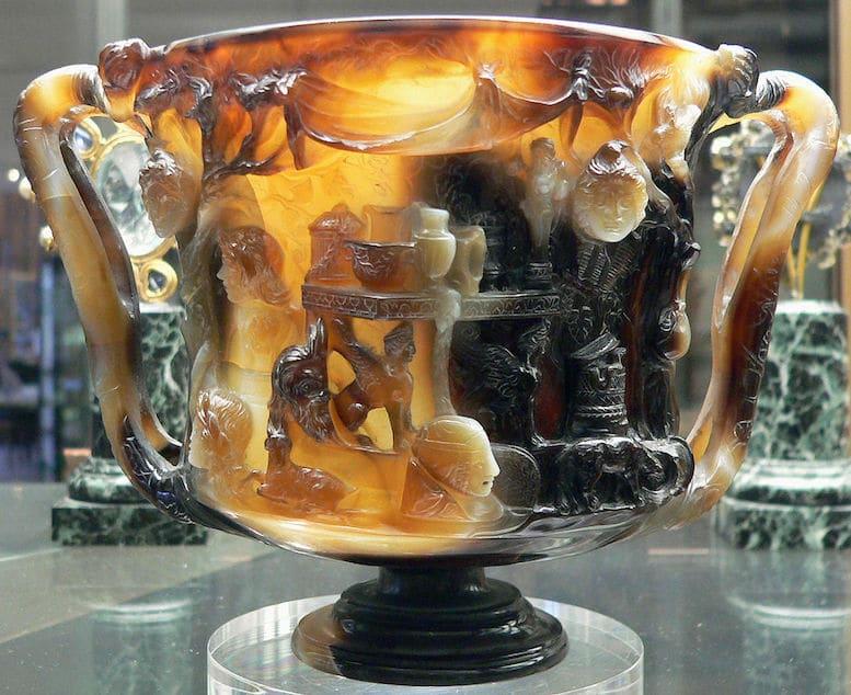 La coupe de Ptolémée dit vase de Saint-Denis