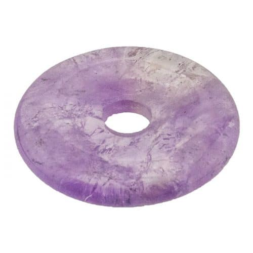 Donut en Améthyste du Brésil