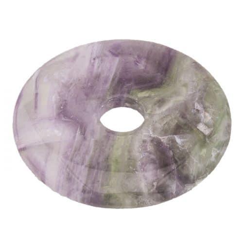 Donut en Fluorine Rainbow