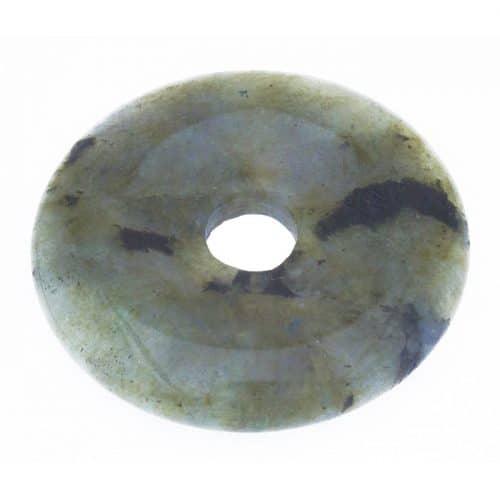 Donut en Labradorite du Canada