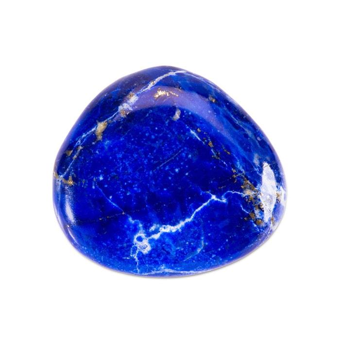 Lapis Lazuli - Pierre Roulée  Lithothérapie en Ligne