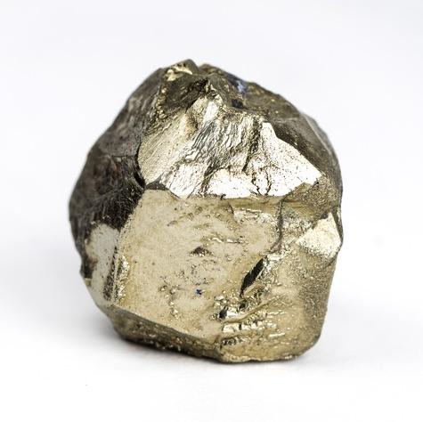 Pyrite - Pierre Roulée | Lithothérapie en Ligne