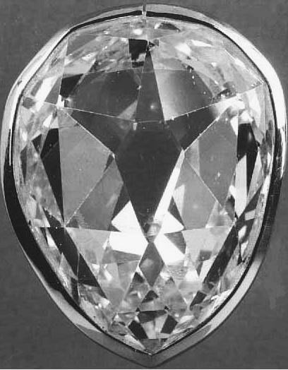 Le Grand Sancy, diamant exposé au Musée du Louvre   Lithothérapie en Ligne