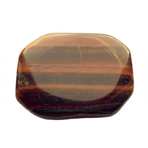 Oeil-de-Taureau - Pierre Plate | Boutique de Minéraux | Lithothérapie en Ligne