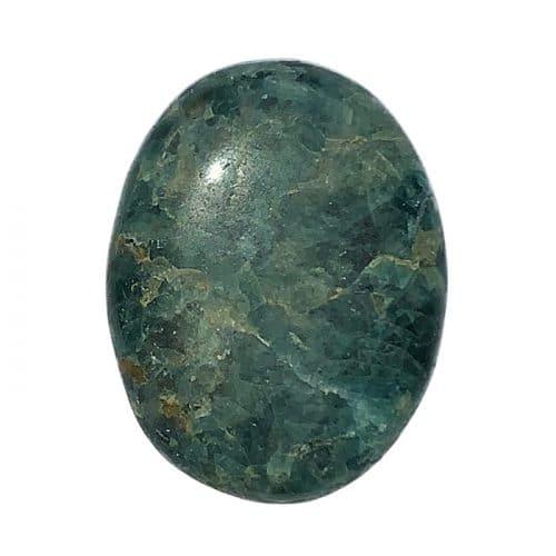 Apatite Verte - Mini Pierre Plate | Boutique de Minéraux de Lithothérapie
